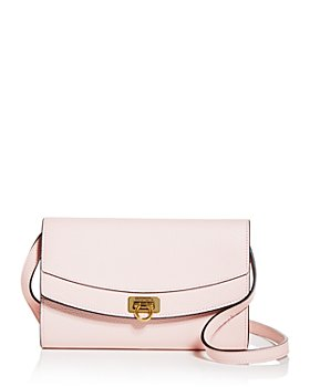 Salvatore Ferragamo - Leather Crossbody