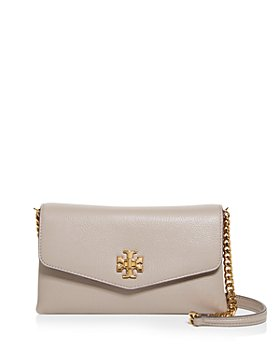 Tory Burch - Kira Leather Chain Wallet