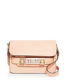 Proenza Schouler - New Linosa PS11 Mini Classic Leather Crossbody
