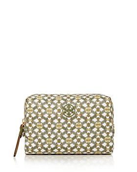 Tory Burch - Piper Logo Print Cosmetics Bag