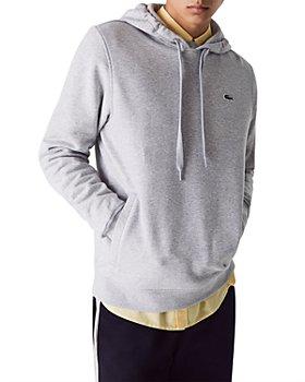 Lacoste - Cotton Blend Regular Fit Hoodie