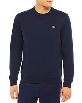 Lacoste - Cotton Blend V Stitched Regular Fit Sweatshirt
