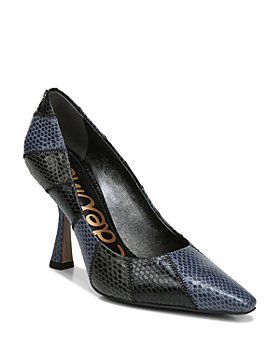 Sam Edelman - Women's Toni Patchwork High Heel Pumps