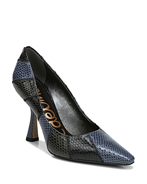 Sam Edelman Women's Toni Patchwork High Heel Pumps
