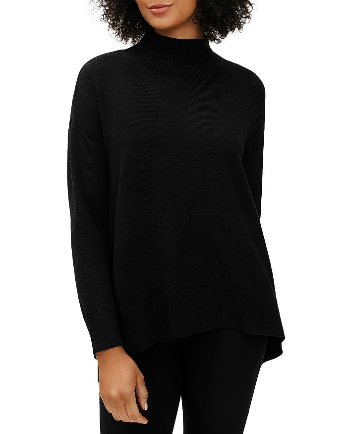 Eileen Fisher - Mock Neck Sweater