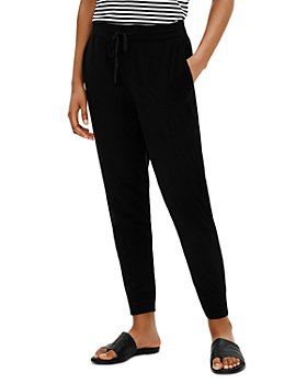 Eileen Fisher - Cropped Jogger Pants