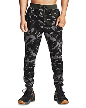 Under Armour - Tapered Leg Fleece Camo Pants