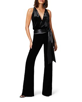 Ramy Brook - Kenzy Belted Jumpsuit