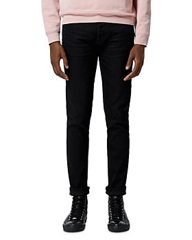 The Kooples - Slim Fit Jeans in Black
