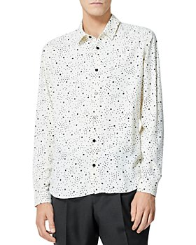 The Kooples - Polka Dot Shirt