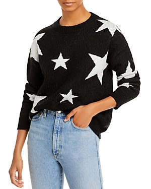 Aqua Star Crewneck Sweater - 100% Exclusive-Women