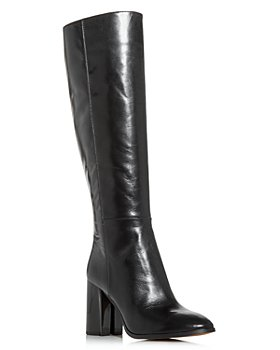 COACH - Women's Brigitte Tall Block Heel Boots
