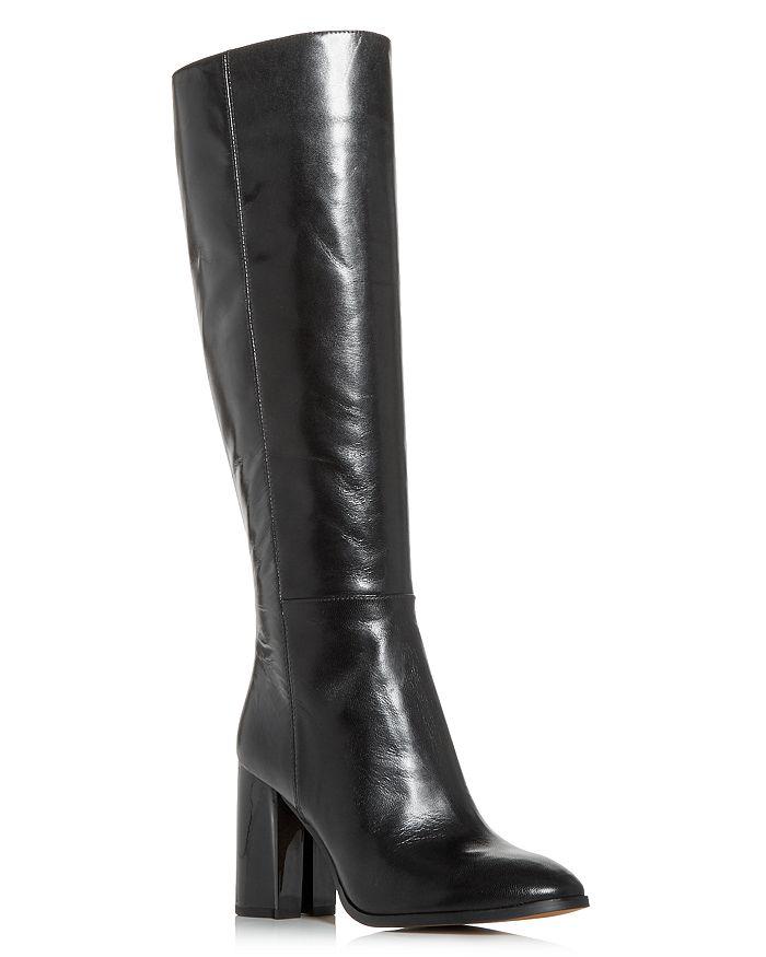 COACH - Women's Brigitte Tall Block Heel Boots