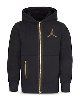 JORDAN - Boys' Jumpman Full Zip Hoodie - Big Kid