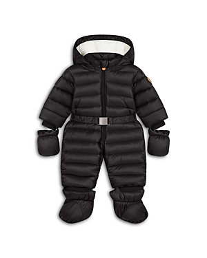 Save The Duck Boys\\\' Hooded Quilted Onesie - Baby-Kids