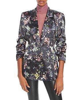 Cinq à Sept - Kylie Floral Print Blazer