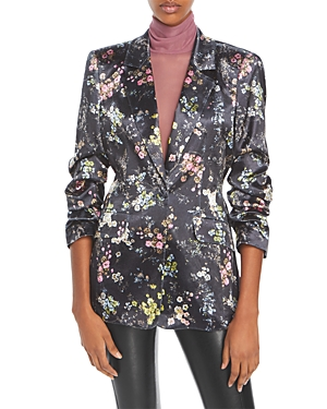 Cinq a Sept Kylie Floral Print Blazer