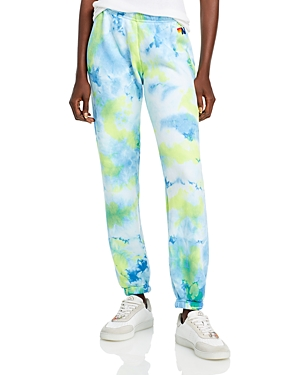 Aviator Nation Tie-Dyed Sweatpants