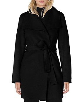 T Tahari - Ella Belted Coat