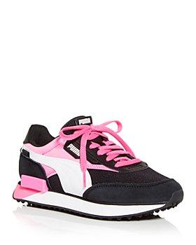 PUMA - Women's Future Rider Neo Pop Low Top Sneakers