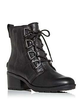 Sorel - Women's Cate Block Heel Booties