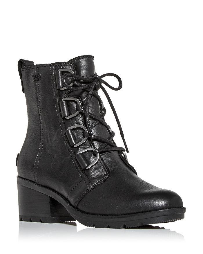 Sorel - Women's Cate Block Heel Booties