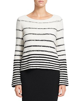 Theory - Variegated Stripe Sweater