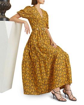 Nicholas - Celie Floral Print Maxi Dress