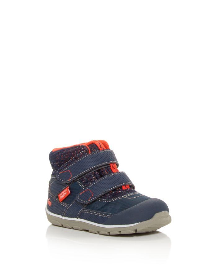 See Kai Run Boys' Atlas II High Top Sneakers - Baby, Walker, Toddler  | Bloomingdale's