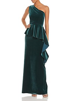 Chiara Boni La Petite Robe - Kikos Long Velvet Dress