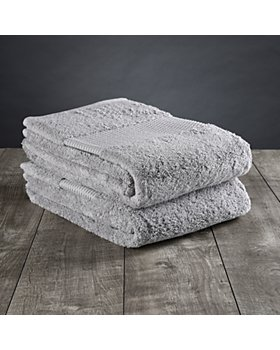 DELILAH HOME - Organic Cotton Bath Towels, Set of 2