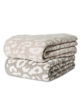 AQUA - Leopard Cozy Throw - 100% Exclusive