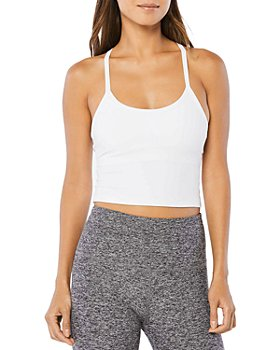 Beyond Yoga - Space-Dye Racerback Cropped Top