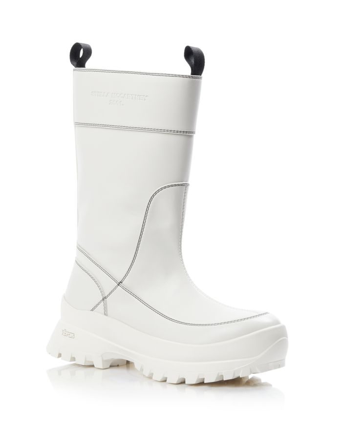 Stella McCartney Women's In The Rain Pull On Boots  | Bloomingdale's