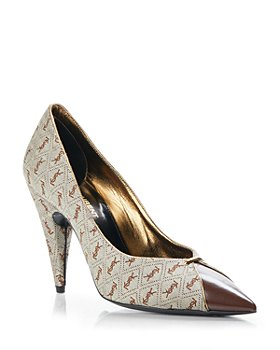Saint Laurent - Women's Lola 110 Pumps