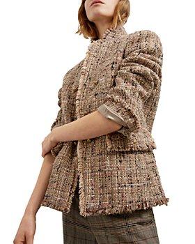 Gerard Darel - Brunella Tweed Jacket