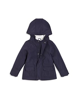 Miles Child - Unisex Fleece Lined Hooded Jacket - Little Kid