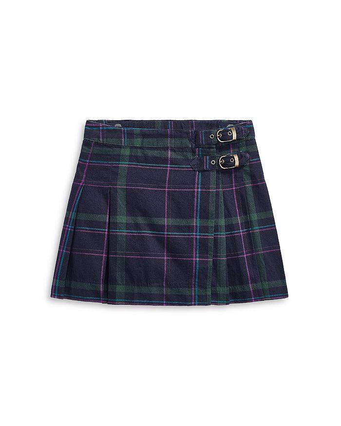 Ralph Lauren - Girls' Plaid Skirt - Little Kid, Big Kid