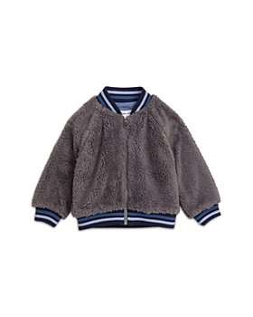 Splendid - Girls' Sherpa Bomber Jacket - Baby