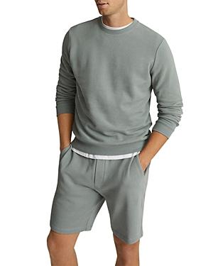 Reiss Joseph Cotton Sweatshirt