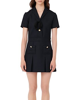 Maje - Ranao Mini Sailor Dress