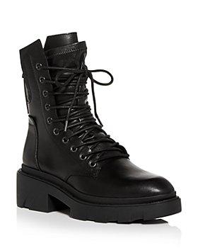 Ash - Women's Madness Block Heel Combat Boots