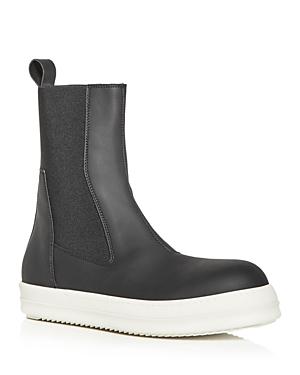 Rick Owens Men\\\'s Beetle Chelsea Boot Sneakers