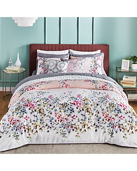Ted Baker - Jasmine Pink Bedding Collection