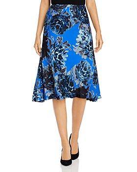 Kobi Halperin - Elena Floral Print Skirt