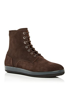 Armani - Men's Lace Up Boots