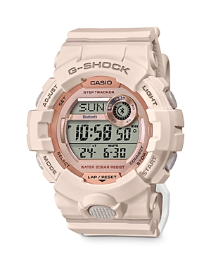 G-Shock G-SHOCK RESIN WATCH, 45.2MM
