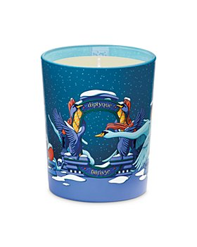 diptyque - Amber Feather Holiday Candle 6.5 oz.