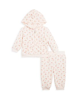 Ralph Lauren - Girls' Velour Hoodie & Joggers Set - Baby