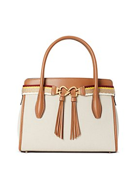 kate spade new york - Toujours Medium Canvas Satchel Crossbody